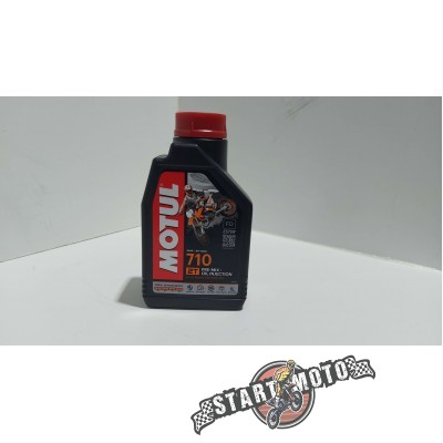 Масло MOTUL 2T 710 PRE-MIX/OIL INJECTION 2л.